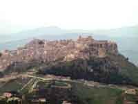 Panorama di Calascibetta  - Calascibetta (4998 clic)