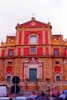 Chiesa di Sant'Agata al Collegio  - Caltanissetta (7390 clic)
