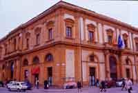 Municipio (ex convento dei Carmelitani)  - Caltanissetta (2928 clic)