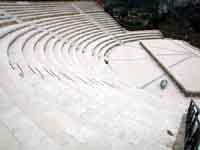 Teatro Romano - Anfiteatro sito nella pineta silva  - Caltavuturo (9339 clic)