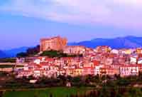 Panorama  - Castelbuono (6134 clic)