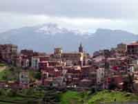 Panorama  - Castel di lucio (5619 clic)