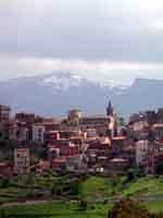 Panorama  - Castel di lucio (5596 clic)