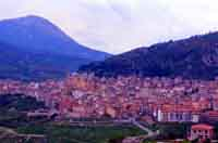 Panorama  - Collesano (3371 clic)