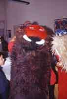 Ballo dei Diavoli - Abballu ri li riavuli a Prizzi - Domenica di Pasqua PRIZZI Giambattista Scivolet