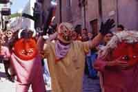 Ballo dei Diavoli - Abballu ri li riavuli a Prizzi - Domenica di Pasqua  - Prizzi (5614 clic)