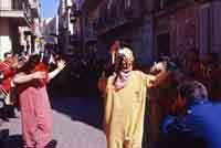 Ballo dei Diavoli - Abballu ri li riavuli a Prizzi - Domenica di Pasqua  - Prizzi (5662 clic)
