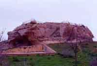 Rocca di Cerere  - Enna (3168 clic)