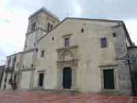 Chiesa di Santa Caterina d'Alessandria, ubicata nel quartiere omonimo  - Mistretta (8278 clic)