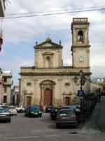 Piazza S. Rocco centro storico  - Motta d'affermo (6582 clic)