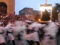 Gli Incappucciati - Venerdì Santo ad Enna  - Enna (2897 clic)