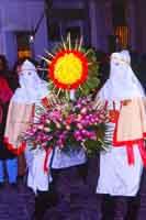 Gli Incappucciati - il Venerdì Santo ad Enna. La Confraternita del SS. Sacramento.  - Enna (3463 clic)