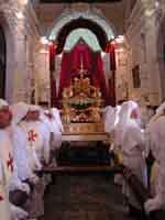 L'Urna del Cristo morto - Venerdì Santo ad Enna  - Enna (3920 clic)