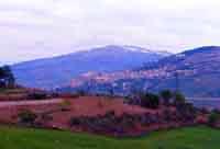 Panorama di Petralia Sottana  - Petralie (3932 clic)