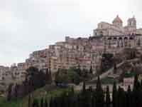Panorama di Petralia Sottana  - Petralie (3692 clic)