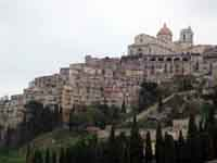 Panorama di Petralia Sottana  - Petralie (5204 clic)
