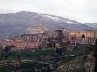 Panorama di Petralia Sottana  - Petralie (4247 clic)