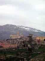 Panorama di Petralia Sottana  - Petralie (3916 clic)