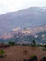 Panorama di Petralia Sottana  - Petralie (3791 clic)