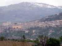 Panorama di Petralia Sottana  - Petralie (3821 clic)