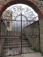 Cancello in ferro battuto  - Polizzi generosa (8774 clic)