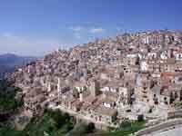 Panorama  - Prizzi (4768 clic)