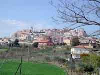 Panorama  - Prizzi (4232 clic)