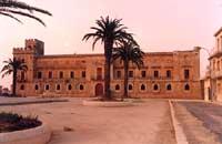 Castello dei Principi di Biscari  in Piazza Libertà  - Acate (5665 clic)