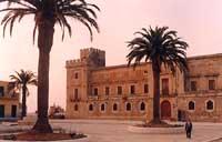Castello dei Principi di Biscari  in Piazza Libertà  - Acate (4273 clic)