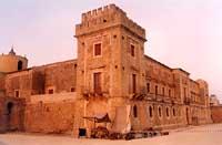Castello dei Principi di Biscari  in Piazza Libertà  - Acate (8021 clic)