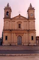 Chiesa Madre  in Piazza Libertà  - Acate (5337 clic)