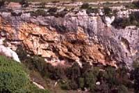 Cava d'Ispica - grotte craperia  - Cava d'ispica (4104 clic)