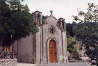 Santuario della Madonna delle Grazie  - Chiaramonte gulfi (9450 clic)