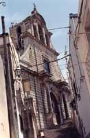 Chiesa di San Giovanni  - Chiaramonte gulfi (6484 clic)