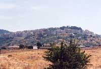 Panorama di Chiaramonte Gulfi  - Chiaramonte gulfi (5010 clic)