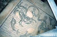Mosaico Pavimentale Romano nei pressi di Fonte Diana COMISO Giambattista Scivoletto
