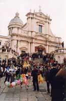 Chiesa dell'Annunziata  - Comiso (3009 clic)