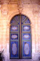 portale della chiesa di Santa Caterina da Siena  - Donnalucata (3094 clic)