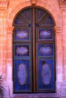 Santuario della Madonna delle Milizie - portale  - Donnalucata (3438 clic)