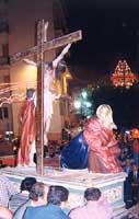 Festa dell'Addolorata - Processione  - Modica (5499 clic)