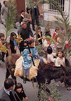 Domenica delle Palme  - Monterosso almo (6604 clic)