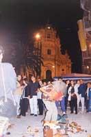 Ibla Buskers - festa degli artisti di strada  - Ragusa (3903 clic)