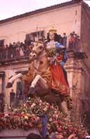 Festa della Madonna delle Milizie  - Scicli (4242 clic)