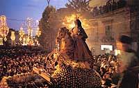 Festa della Madonna delle Milizie  - Scicli (11866 clic)
