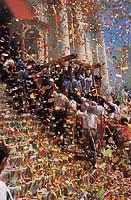 A nisciuta di San Bartolomeo, patrono di Giarratana, festa ricorrente il 24 agosto  - Giarratana (12283 clic)