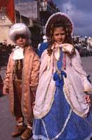 Festa di San Vincenzo ad Acate - sfilata in costume  - Acate (4877 clic)