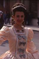 Festa di San Vincenzo ad Acate - sfilata in costume  - Acate (6200 clic)