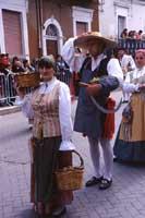 Festa di San Vincenzo ad Acate - sfilata in costume  - Acate (4735 clic)