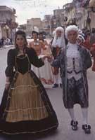 Festa di San Vincenzo ad Acate - sfilata in costume  - Acate (5432 clic)