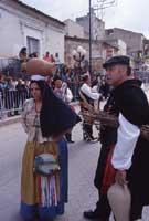 Festa di San Vincenzo ad Acate - sfilata in costume  - Acate (4994 clic)